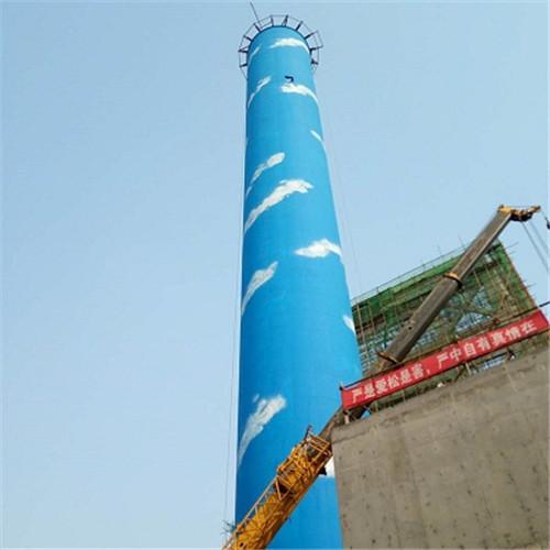 福建烟囱防腐公司,烟囱防腐