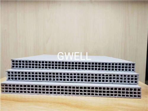 杭州塑料建筑模板生产线直供 苏州金韦尔机械供应