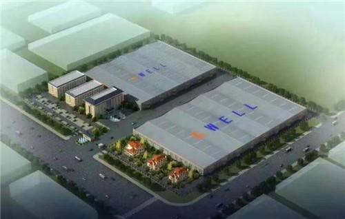无锡中空塑料建筑模板生产线供应商 苏州金韦尔机械供应