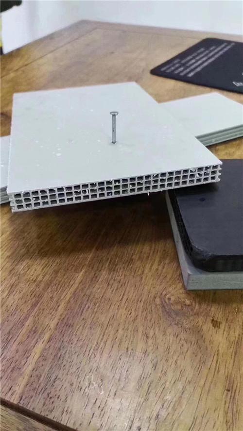 宿迁新型中空塑料建筑模板生产线 苏州金韦尔机械供应