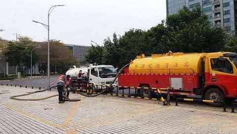 惠州快速化粪池清理号码 惠州市惠城区家洁疏通供应