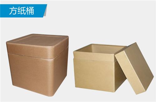 广州纸板桶生产厂家「滨海中亚包装材料供应」