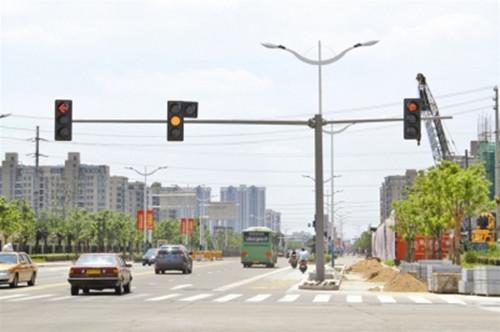 人行道信號燈生產廠家 廈門宏乾交通設施工程供應