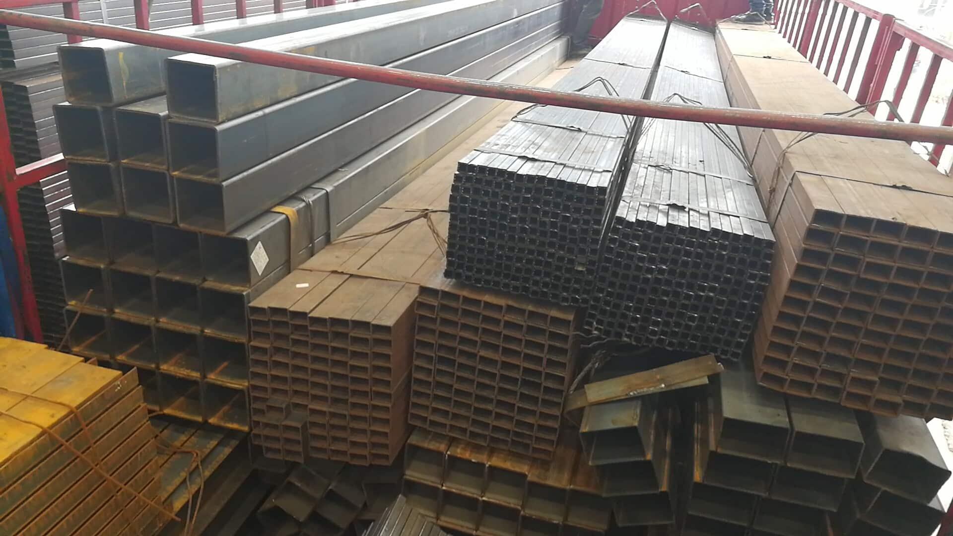 云南方管規格尺寸 云南貿軒商貿供應