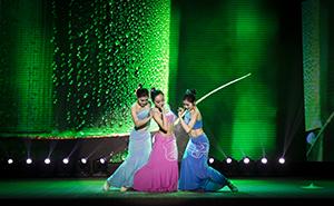 上海专业的激光演出服务放心可靠 铸造辉煌 贝鸣供应