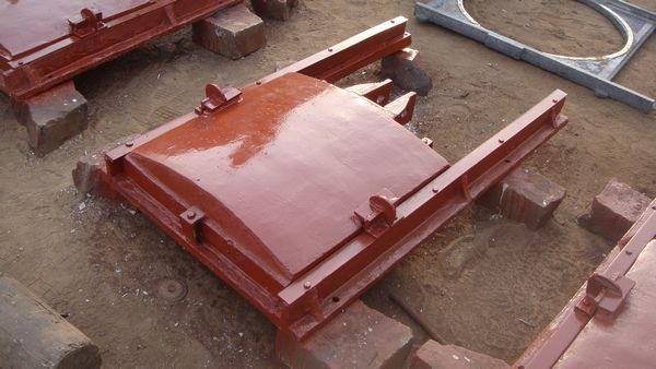 湖南法蘭式鑄鐵閘門參考價格 華遠供應