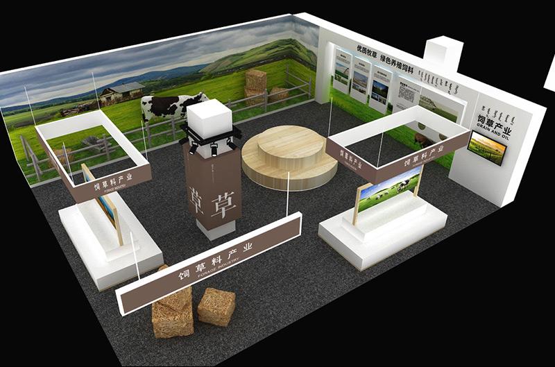 赛罕区安装展示电话 推荐咨询「内蒙古大元展览供应」图片