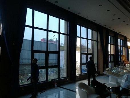深圳安全防爆膜生产厂家 惠州市欧尚林隔热工程供应