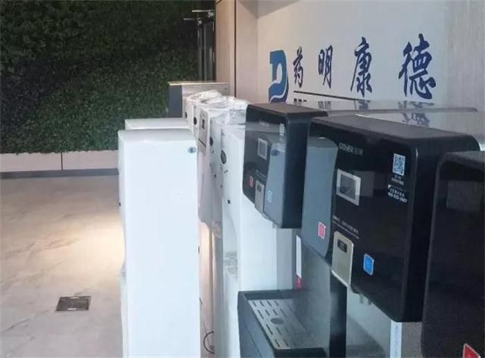 石家庄健身房直饮机销售中心 诚信为本 浩泽净水供应