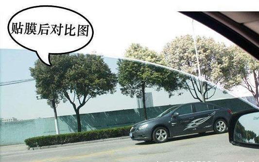 广州大众隔热膜厂家 惠州市欧尚林隔热工程供应