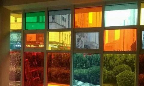 广州彩色装饰膜多少钱 惠州市欧尚林隔热工程供应
