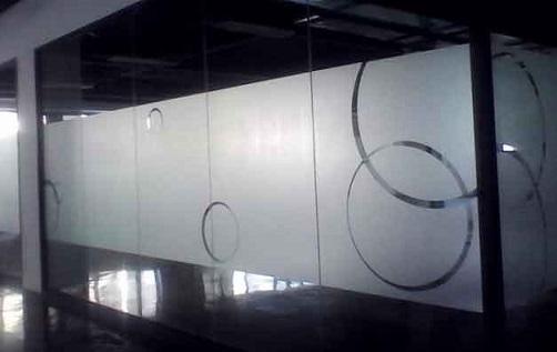 广州私密磨砂膜贴纸 欢迎咨询 惠州市欧尚林隔热工程供应