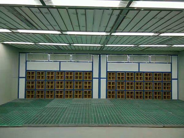 上海干式噴漆房廠家直供,噴漆房