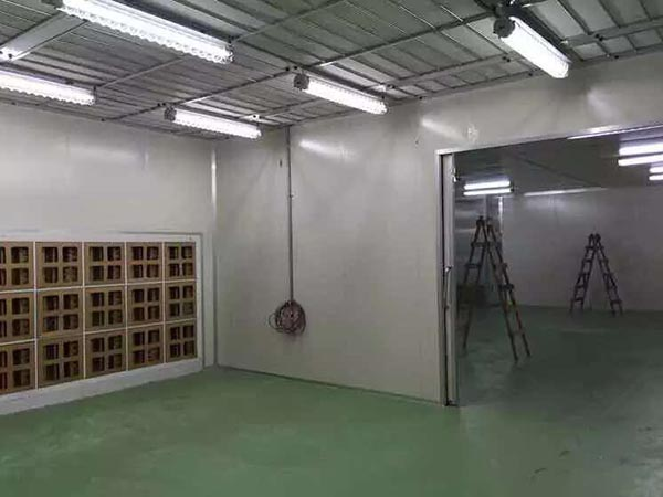扬州水帘喷漆房厂家「盛高供应」
