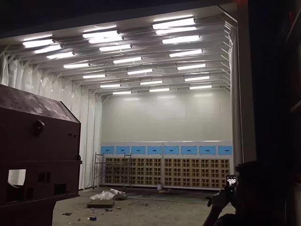 江苏喷漆房厂家「盛高供应」