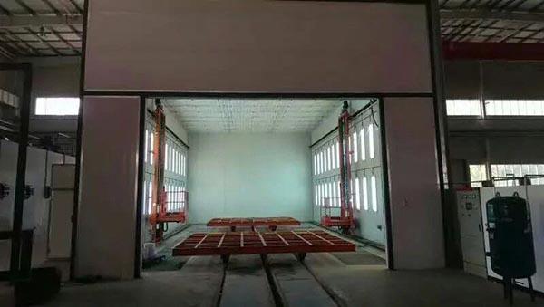 云浮工业喷漆房生产厂家,工业喷漆房