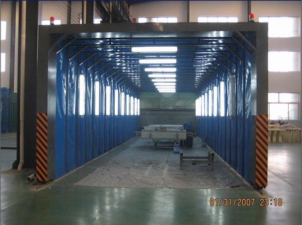 广东工业喷漆房厂家,工业喷漆房