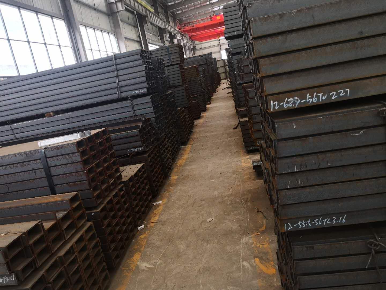 浙江镀锌槽钢价格 南京企畅建材供应