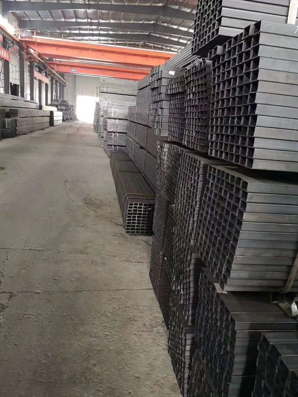 上海40*60*3.0热镀锌方管价格多少 南京企畅建材yabovip168.con