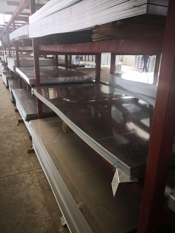 浦口区2.5*1250镀锌板好货源好价格 南京企畅建材供应