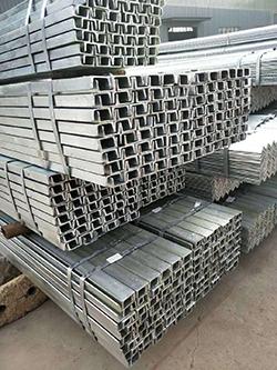 上海镀锌槽钢哪家好 南京企畅建材供应