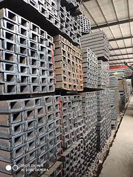 10#热镀锌槽钢「南京企畅建材供应」