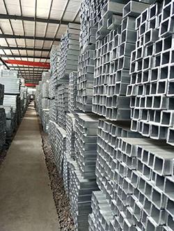 江苏南京40*60*3.0热镀锌方管提供商 南京企畅建材hg0088正网投注|首页