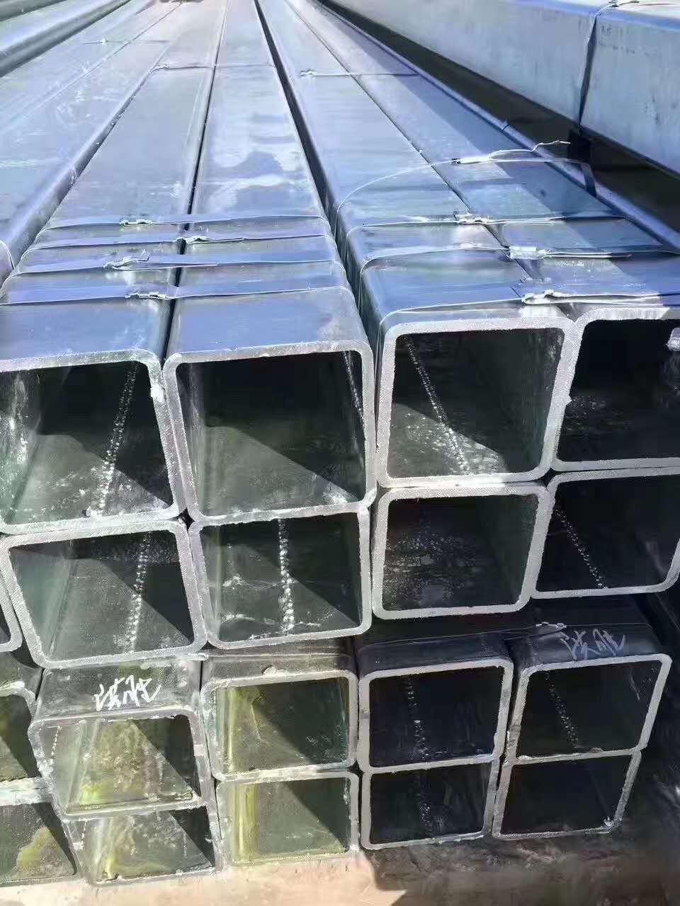 江苏40*60*3.0热镀锌方管厂家 南京企畅建材yabovip168.con