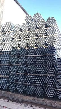 江蘇南京鍍鋅管報價 南京企暢建材供應