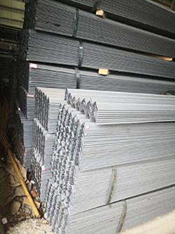 江苏5#热镀锌角钢批发价格 南京企畅建材供应