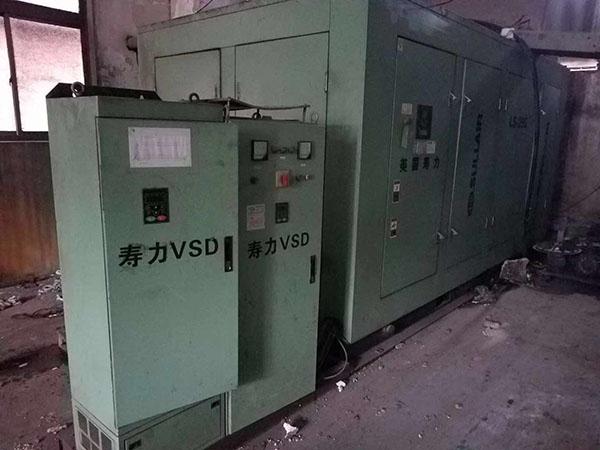 上海旧空压机回收以旧换新 越唐供应