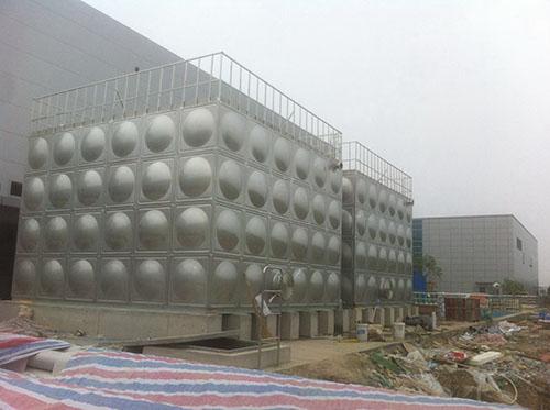 宁波方形不锈钢保温水箱采购 鸿迪供应