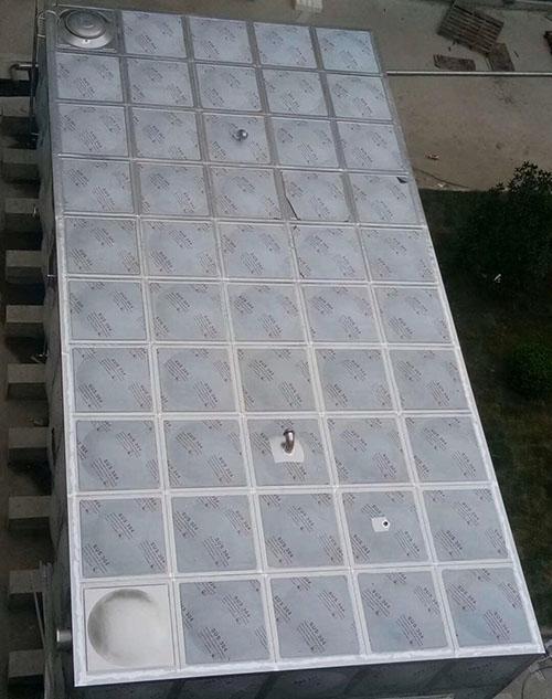 杭州方形水箱厂家 鸿迪供应