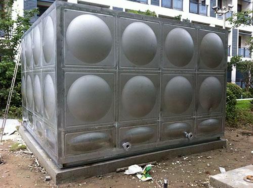 杭州不锈钢水箱批发 鸿迪供应