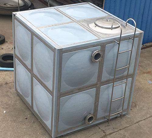 南通拼装型不锈钢保温水箱价格,水箱