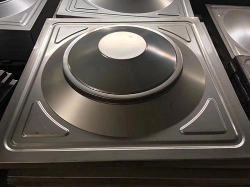 南通聚氨酯不锈钢模压板批发 鸿迪供应
