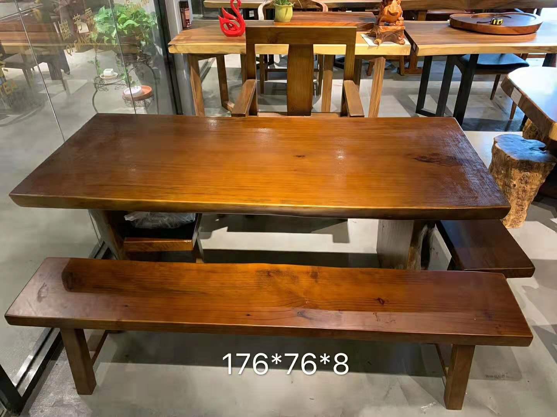 实木茶桌订做「厦门曾庆应家具供应」图片