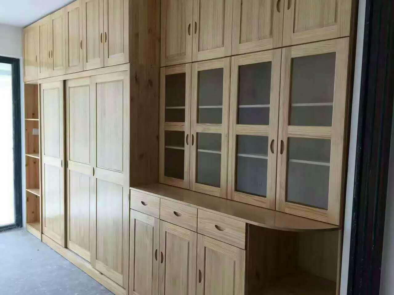 木制衣柜报价