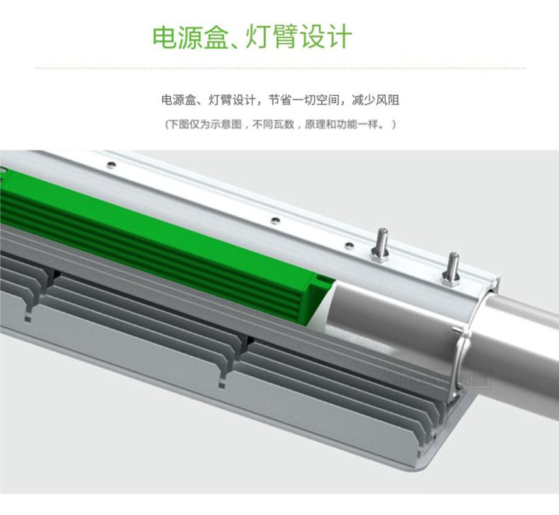贵州LED节能改造路灯 兆昌供应