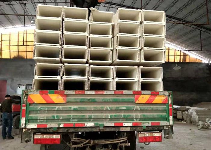 河南防腐高分子电缆桥架厂家 汉明供应