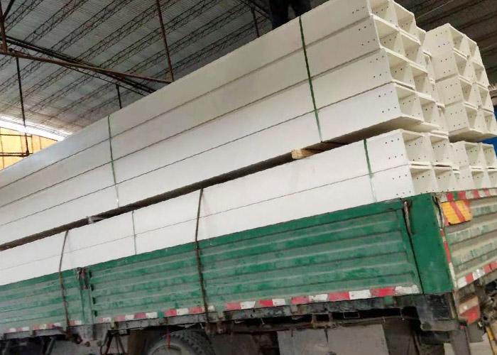 威海防腐高分子电缆桥架 铸造辉煌 汉明供应