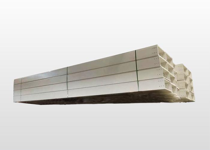 江蘇梯式高分子電纜橋架供應商 漢明供應