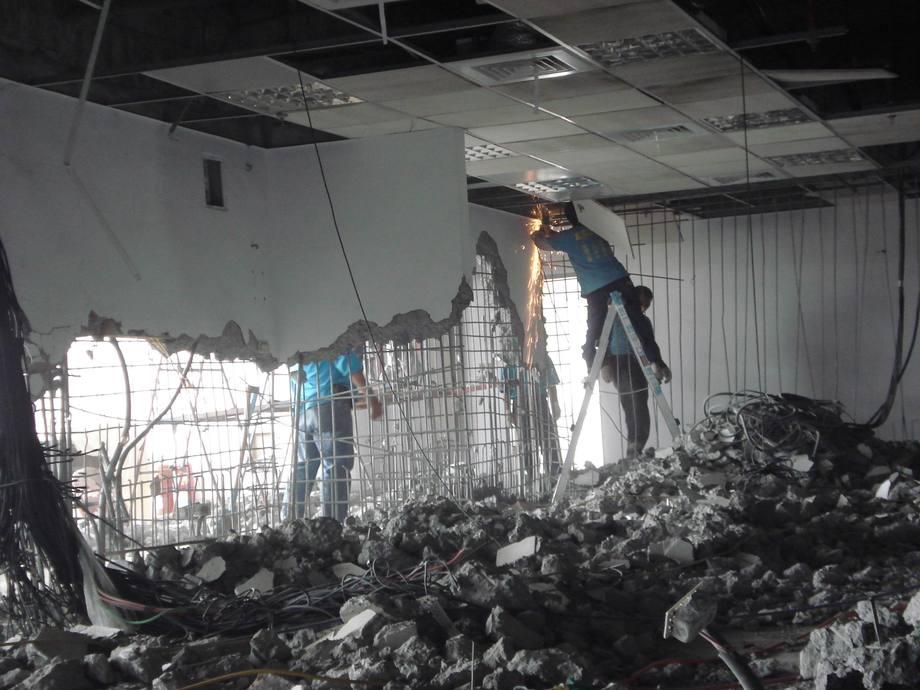 吴江区知名办公处拆除价格,办公处拆除
