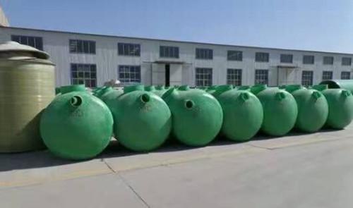 成品玻璃鋼化糞池廠家直銷 廈門金宏明新材料科技供應