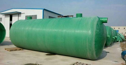 玻璃鋼化糞池規格 廈門金宏明新材料科技供應
