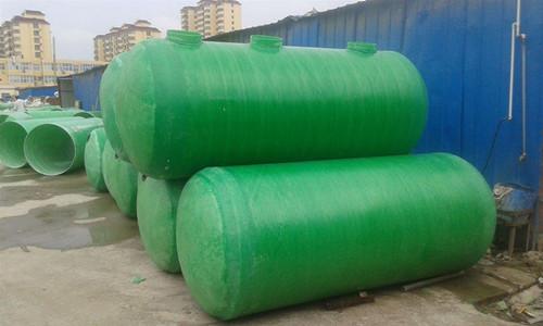 卧式玻璃钢化粪池批发 厦门金宏明新材料科技供应