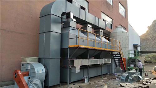 無錫專業酸堿廢氣處理 昆山臺盛環保科技供應