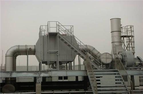 南京VOC废气生产厂家 昆山台盛环保科技供应