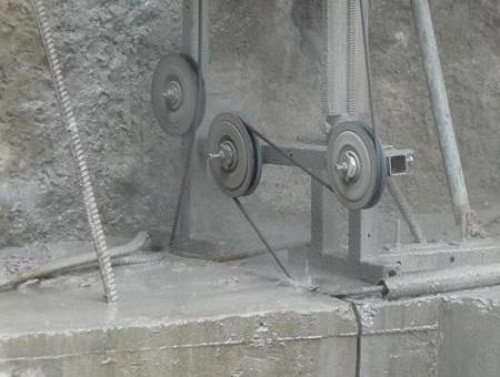 漳州龙文混凝土绳锯切割公司,绳锯切割