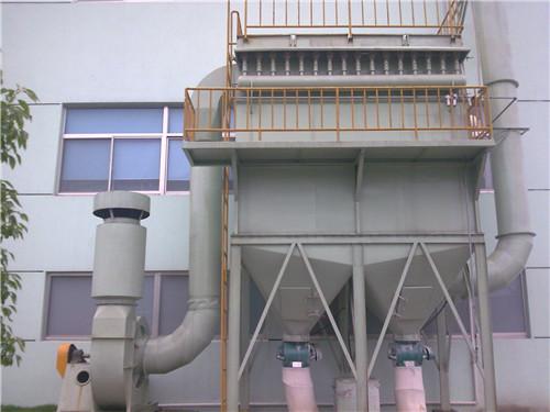 泰州漏斗式集尘器 昆山台盛环保科技供应